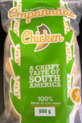 Empenadas Chicken