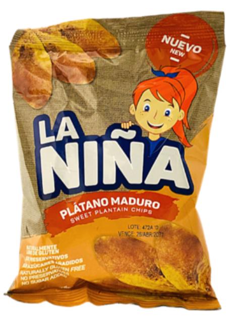 La Nina Platano Madurado Plantain Chips