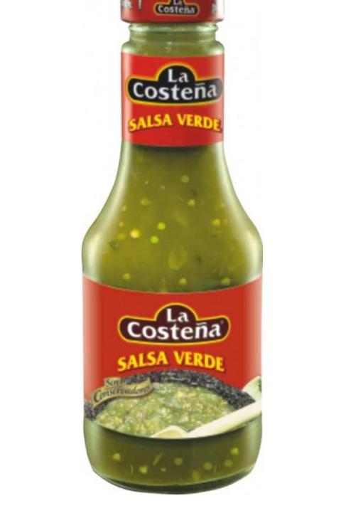 La Costena Salsa Salsa Verde Large Bottle