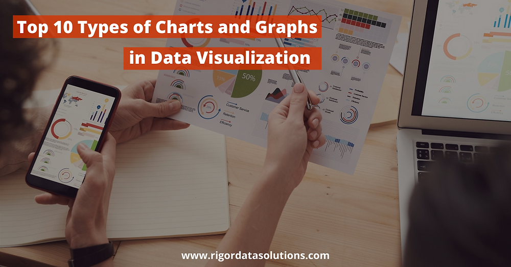 top 10 types of charts and graphs in data visualization