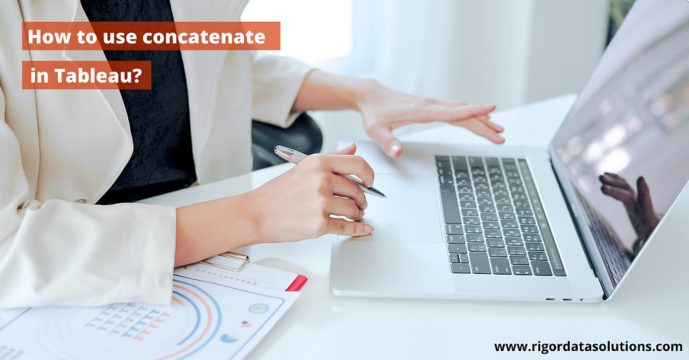 How to use concatenate in Tableau