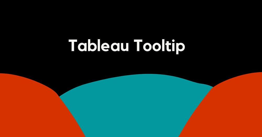 Tableau tooltip