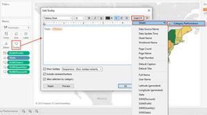 adding tableau viz in tooltip