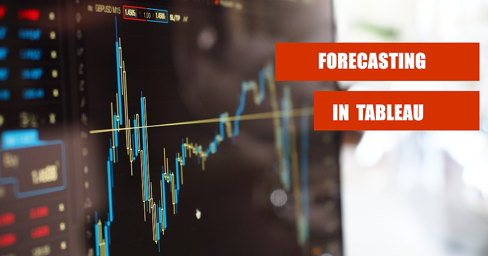 Forecasting in Tableau