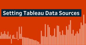 tableau data sources