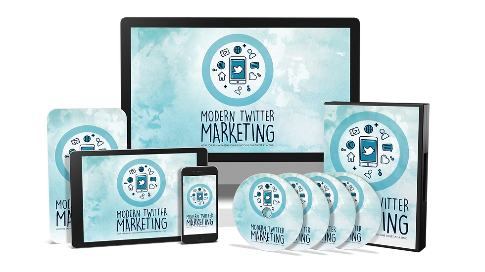 Twitter marketing course