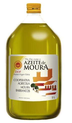 Azeite de Moura 5 Lt