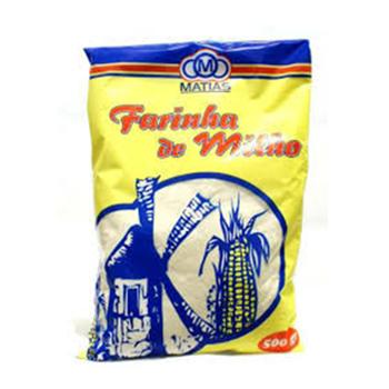 Farinha Milho Branca 500gr