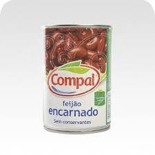 Feijão Vermelho Lata 410 gr