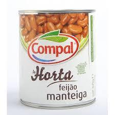 Feijão Manteiga 845 gr