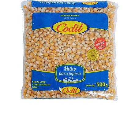 Milho para Pipocas 500gr