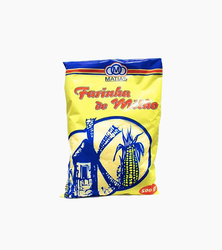 Farinha Milho Amarela 500gr