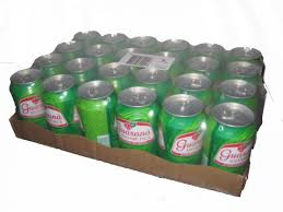 Guaraná 24x33 cl