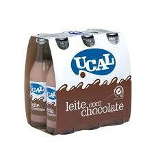 Leite Chocolate Ucal 24x250 ml