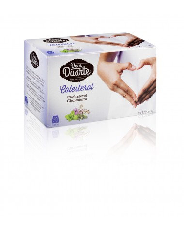 Chá Colesterol 20 Unidades