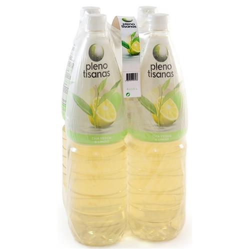 Pleno Chá Verde e Limão 4x1,5 Lt