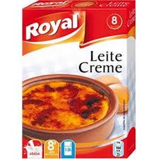 Leite Creme Royal