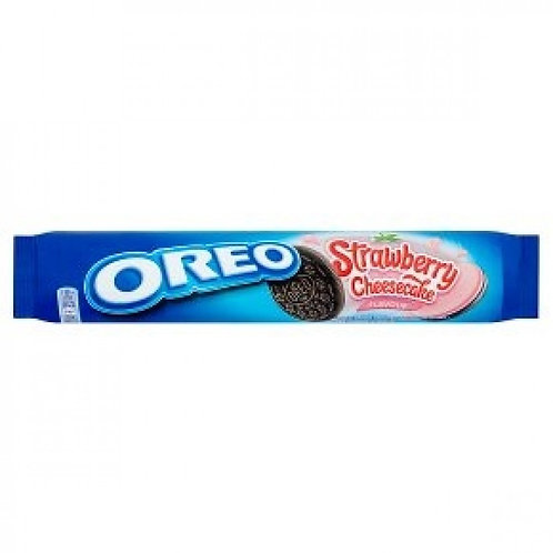 Oreo Strawberry 154 gr