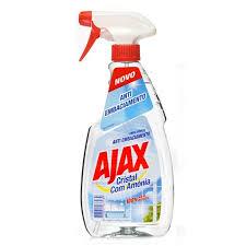 Ajax  Limpa Vidros 500 ml