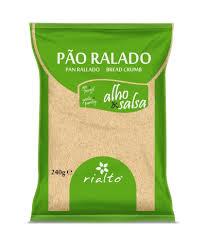 Pão Ralado Alho e Salsa 240 gr