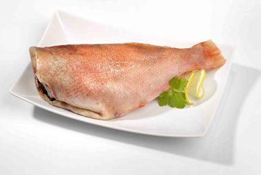 Peixe Vermelho Inteiro / PL 1kg PLE 800gr