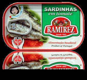 Sardinha em Tomate 125 gr