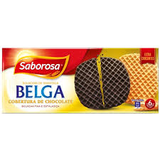 Belgas Chocolate 198 gr