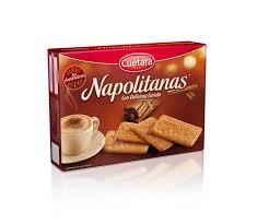 Napolitanas 213 gr