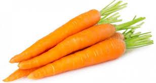 Cenoura 1kg /   CH