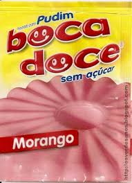 Boca Doce Morango