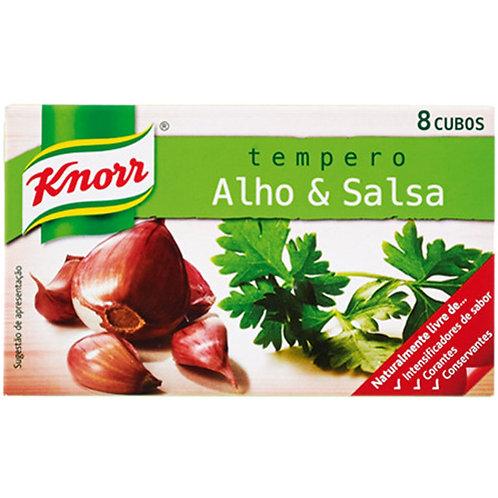 Knorr Alho e Salsa 8 Cubos