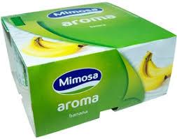 Aroma Banana 4x125 gr