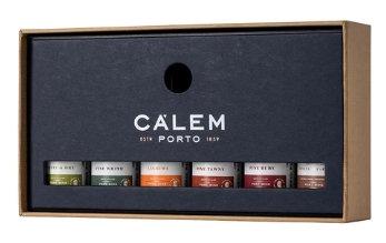 Conjunto Vinho do Porto Calém 6x5cl