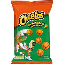 Cheetos Futebolas 130 gr