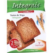Tostagrill Integrais 225 gr