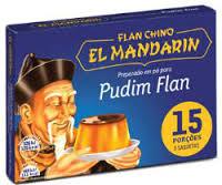 Pudim El Mandarim