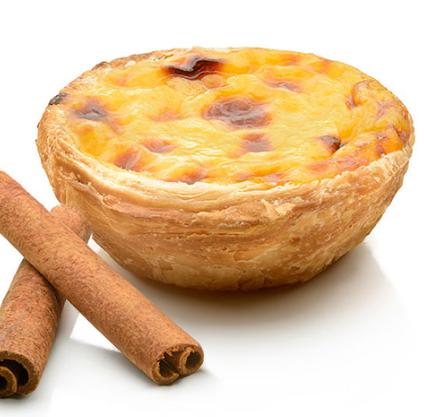 Pastel de Nata Cozido / 6 Unidades