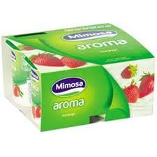 Aroma Morango 4x125 gr
