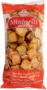 Tostas Minigrill 350 gr