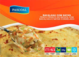 Bacalhau com Natas 380 gr