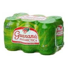 Guaraná 6x33 cl