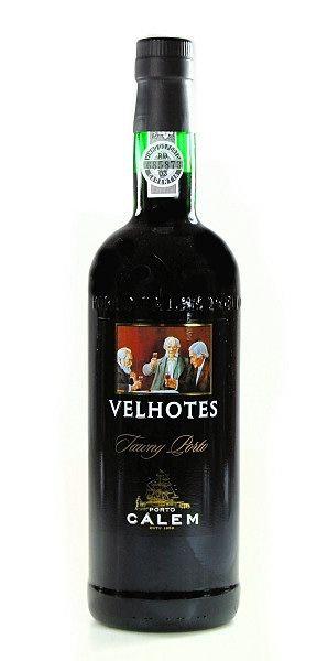 Vinho do Porto 3 Velhotes Tinto 75cl