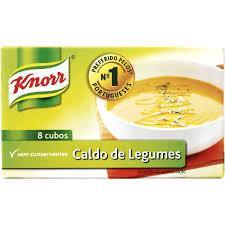 Knorr Legumes 8 Cubos