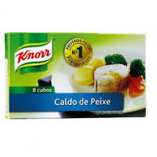 Knorr Peixe 8 Cubos