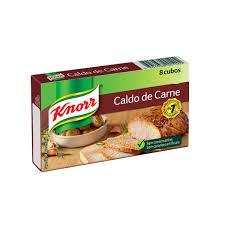 Knorr Carne 8 Cubos