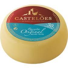 Queijo Castelões -30% Gordura 500gr