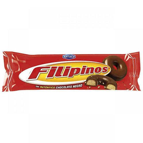 Filipinos Chocolate  Preto 135gr