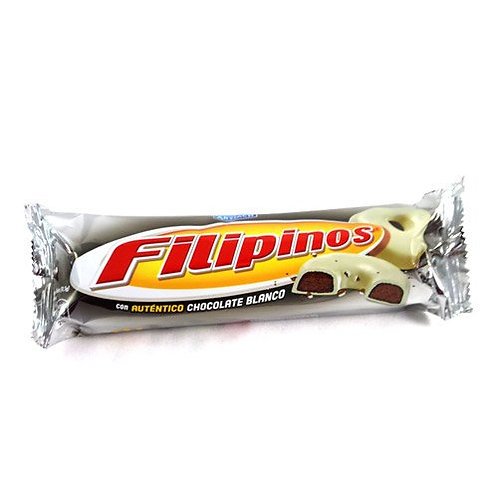 Filipinos Chocolate Branco 135gr