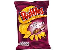 Ruffles Presunto 130 gr