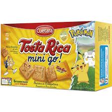 Tosta Rica Mini Go 240gr